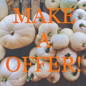 Offers welcome! Bundle & Save!